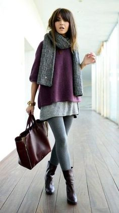 24 Casual Street Style Trends 2018 For Spring Fall Winter Outfits, Autumn Winter Fashion, Dress Winter, Winter Chic, Winter Style, Fall Fashion, Cosy Winter, Fashion Trends, Casual Outfits