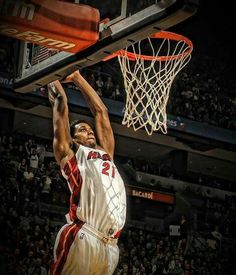 5f6589a051d Hassan Whiteside. Shadeed Kelly · Miami Heat