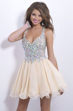 sparkly Rhinestone crystal short homecoming dresses 2014,short prom dresses,cocktail dresses