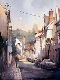 Vladislav Yeliseyev #watercolor jd: