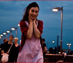 Sibel Kekilli in the film.... When We Leave