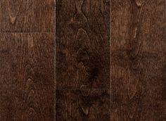 Love the dark color..engineered hardwood!