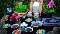 ایران سمیت دنیا کے متعدد ممالک میں عید نوروز منائی جارہی ہے