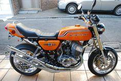 Kawasaki 750ss