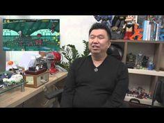 토이레이스 게임 출시  박영목 대표 인터뷰 페미경 TV