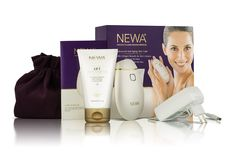 Welcome to the Newa Skin Rejuvenation System.  Visit us at www.newabeauty.com