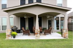 Patio Makeover - Home and Garden Design Ideas