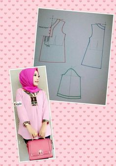 Blouse pattern