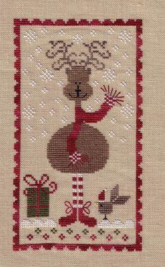 Joyeux Noël - Tralala grille ici... https://www.pinterest.com/pin/512495632566367629/