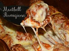 Baked Meatball Parmesan Recipe Easy Video Tutorial