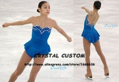 Adult Custom Figure Skating Dress Graceful New Brand Women Ice Skating Dresses For Competition DR3883 on Aliexpress.com | Alibaba Group