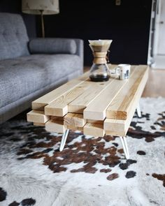 diy deco salon table basse