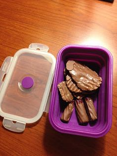 The Chocolate Cult: Containers for Travel Chocolate Finds