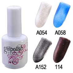 15ml Colorful Nail Art Soak off UV Gel Polish - gel polish :114 *** Want to know more, click on the image.
