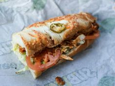 New Subway Fritos® Chicken Enchilada Melt: What, There Aren't Any Taco Bells in This City? Taco Bells, Fast Food Reviews, Best Sandwich, Meat And Cheese, Chicken Enchiladas, Sandwiches, Tacos, Cat, Recipes