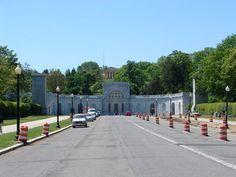 Arlington National Cemetery Photos : Women in Military Service for America Memorial