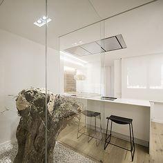Apartamento de líneas minimalistas en Valencia, por RafaCub