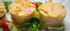Gratin de patatas de Burruezo congelados