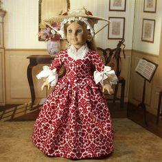 https://flic.kr/p/avSx83 | Elizabeth in Colonial Valentine | One of my very favorite dresses!