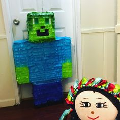 Minecraft Pinata, Home Appliances, House Appliances, Appliances