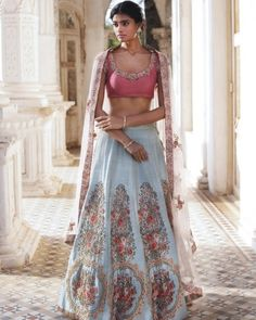 The Merchant Princess by Shyamal and Bhumika | Couture 2017