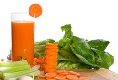 The Best Juice for Stress Relief - Great for Dinner or Evening Unwind -The Best Juicing Recipes for Energy and Common Health Complaints - Shape Magazine Energy Juice Recipes, Best Juicing Recipes, Juicer Recipes, Healthy Recipes, Juice Smoothie, Smoothie Drinks, Smoothie Recipes, Carrot Smoothie, Juice 2