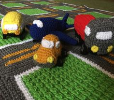 Roadway Play by RuralGiftTimeCrafts on Etsy