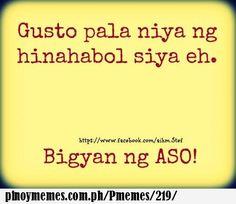 flirting memes sarcastic quotes tagalog dictionary list