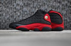 Are You Looking Forward To The Air Jordan 13 Bred 2017?