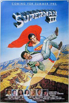 #Superman 3 Poster