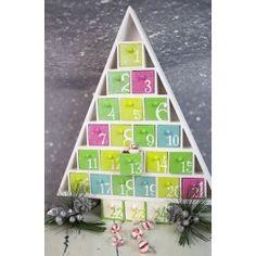 DecoArt® Advent Christmas Tree