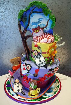 Rosebud Cakes - 24 Year Anniversary  has a flipside too