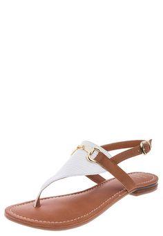 Sandalia Plana Café-Blanco Nappa Nappa Fitflop Sandals, Shoes Flats Sandals, Girls Sandals, Cute Sandals, Shoe Boots, Fancy Shoes, Unique Shoes, Cute Shoes, Me Too Shoes