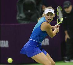 Blog Esportivo do Suíço: Wozniacki bate Radwanska e vai as quartas em Doha