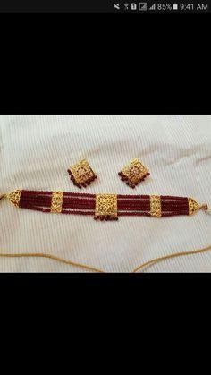 Mens Gold Jewelry, Gold Wedding Jewelry, Beaded Jewelry, Pearl Jewelry, Jewelery, Antique Jewellery Designs, Gold Jewellery Design, Antique Jewelry, Stylish Jewelry