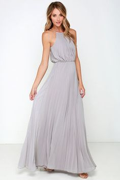 78b38eafbfb Magnificent dress - lovely photo Long Grey Dress