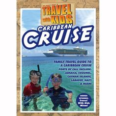 Travel With Kids: Caribbean Cruise  DVD $14.95