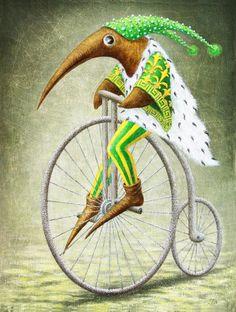 Bicycle....Lolita Bronzini