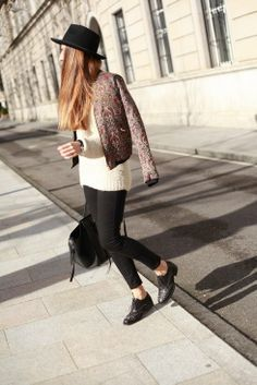 Oxford Shoes |  http://cademeuchapeu.com/