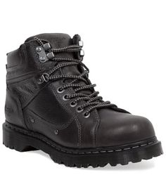 Danner Boots Mens 18102 Black USA Made Flashpoint Fire Resistant