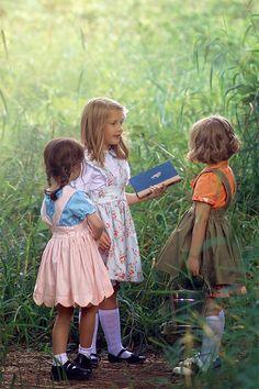 Lottie Skirt - Violette Field Threads  - 1