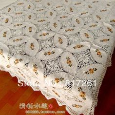 Free-shipping-ZAKKA-woman-like-cotton-crochet-bed-sheet-cover-for-bed-ribbon-embroidered-table-cloth.jpg (800×800)