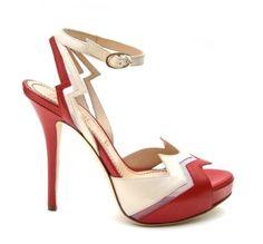 Wonder Woman heels-I LOVE WONDER WOMAN!!