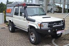 This is Ready to Deliver, 2013 Land Cruiser 70 Diesel Pick… Toyota 4x4, Toyota Trucks, Toyota Cars, Toyota Tundra, Toyota Celica, Landcruiser 79 Series, Ute Canopy, Pick Up, Adventure Campers