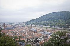 Heidelberg, ville universitaire du bade-wurtemberg Road Trip, Wanderlust, Destinations, Land Scape, Paris Skyline, Grand Canyon, Dolores Park, Photos, Nature