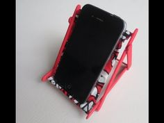 DIY - How to make CELL HOLDER https://www.youtube.com/watch?v=dQYHqq8Nw8o