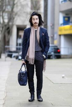 London Collections: Men street style, a/w 2015