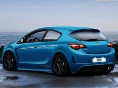 Opel Astra 2010 by aykutdesign.deviantart.com on @deviantART