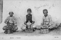 L'Algérie d'antan en images