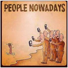 People Nowadays #FridayFunday #SSLLC